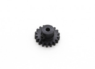 17T/3.175mm M1 Hardened Steel Pinion Gear (1pc)