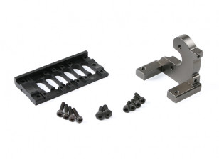 Motor Mount w/Fixed plate for Fan - Basher SaberTooth 1/8 Scale
