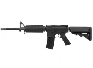 WE KATANA M4A1 AEG (Black,M90 Blue cylinder)