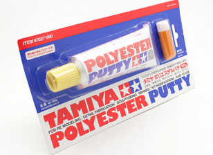 Tamiya Polyester Craft Putty (120g)