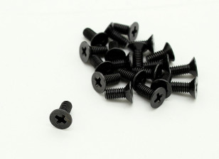 RotorBits M2.5 x 6 mm Countersunk Screws (20pcs)