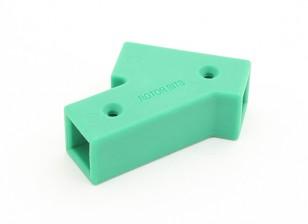 RotorBits 45 Degree Connector (Green)
