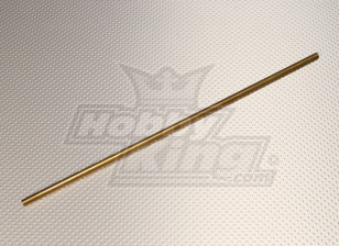 Brass Prop Shaft Sleeve 6mm x 300mm (1pc)