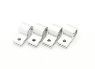 RJX X-treme 50 EP Aluminum Skid Holder # XT60341