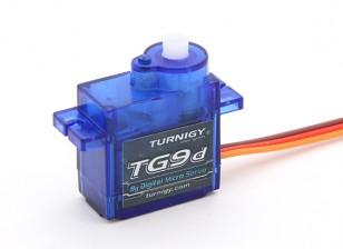 Turnigy™ TG9d  Digital Micro Servo 21T 1.8kg / 0.09sec / 9g
