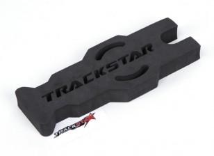 TrackStar 1/10 & 1/12 Scale Touring / Pan Car Maintenance Stand (Black) (1pc)