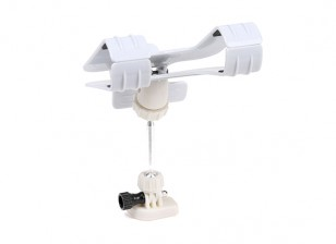 Tablet Transmitter Mounting Bracket (White)