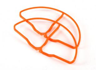 "Universal 13"" Prop - Guard Orange (2pcs/set)"