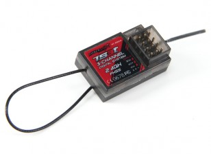 TrackStar TS3t 2.4GHz FHSS 3-Channel Receiver