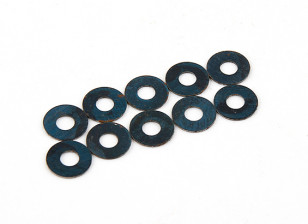 Basher RZ-4 1/10 Rally Racer - Washers  3.5x 9 x0.4 (10pcs)