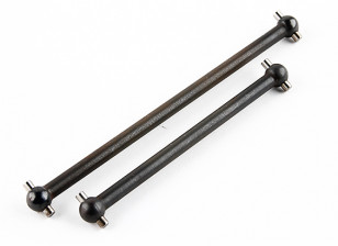 F/R Main Drive Shaft - BSR Racing BZ-888 1/8 4WD Racing Buggy