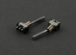 Flat 2-Way Switch (Long) (2pcs)
