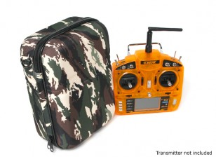 Turnigy Transmitter Bag / Carrying Case (Camo-Green/Tan)