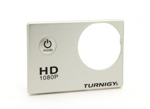 Turnigy ActionCam Replacement Faceplate - Silver