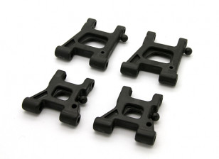 BSR Racing M.RAGE 4WD M-Chassis - Suspension Arms (F&R)