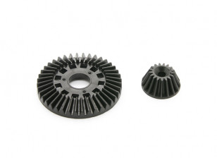 BSR Racing M.RAGE 4WD M-Chassis - Crown Gear Set