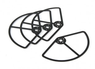 Propeller Guards for the 250 Class Racer (5inch) Set of 4