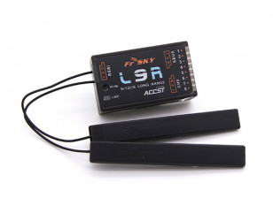 FrSky L9R 9/12CH S.BUS ACCST Long Range Receiver (Non-Telemetry)