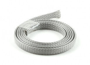 Wire Mesh Guard Gray 6mm (1m)