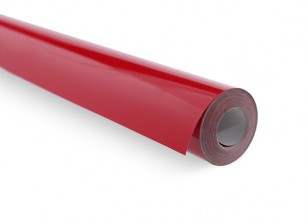 Covering Film Solid Carmine (5mtr) 101