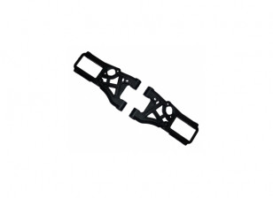 Graphite Composite Front Suspension Arm - 3Racing SAKURA FF 2014
