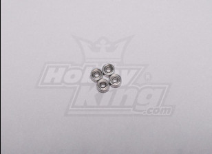 HK-250GT Ball Bearing 4 x 2 x 1.5mm (4pcs/set)