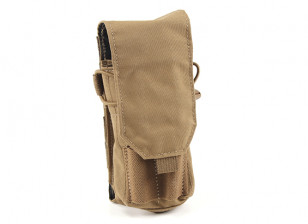 Grey Ghost Gear Double 5.56 Mag Panel (Coyote Brown)