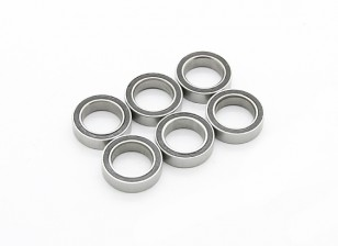Ball Bearing (10X15X4) - BSR Racing BZ-444 or 444 Pro 1/10 4WD Racing Buggy (6pcs)