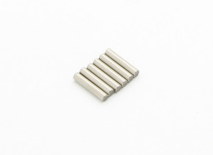 2x9.8 Pin - BZ-444 Pro 1/10 4WD Racing Buggy (6pcs)