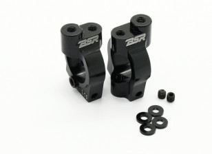 Option Alu. C-Hub 10 degree (L&R) - BSR Racing BZ-444 or BZ-444 Pro