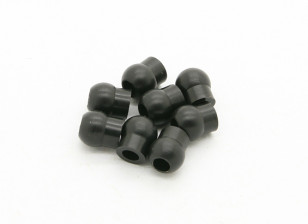 6mm Ball Stud - BSR Racing BZ-444 or 444 Pro 1/10 4WD Racing Buggy (8pcs)
