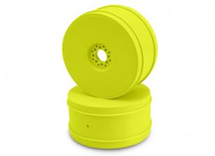 JCONCEPTS Bullet 1/8th Buggy Rim - Yellow