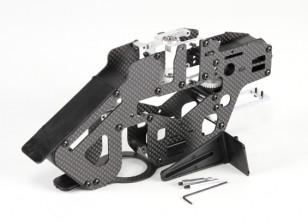 Assault 450DFC TT Flybarless 3D Helicopter Carbon Main Frame Assembly
