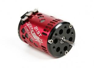 TrackStar 21.5T Stock Spec Sensored Brushless Motor V2 (ROAR approved)