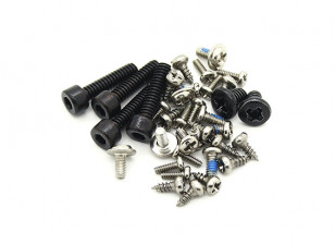 Assault 100 Flybarless Helicopter Replacement Screw Set