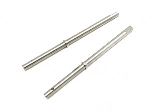 Assault 100 Flybarless Helicopter Replacement Main Shaft (2pcs)