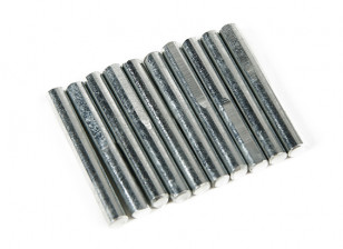 Retract Pins for Main Gear 4mm (10 pcs per bag)