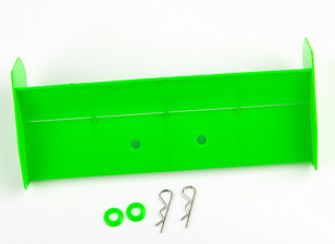 BSR Berserker 1/8 Electric Truggy - Rear Wing (Green) 816802