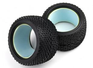 BSR Berserker 1/8 Electric Truggy - Tires (1 pair) 817151