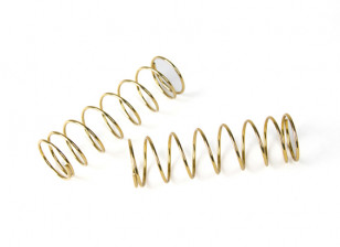 BSR Berserker 1/8 Electric Truggy - Rear Spring 1.5x8.5x80 (Soft) (1 pair) 819885