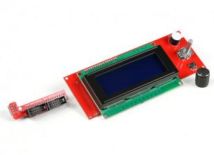 3D Printer RepRap Smart Controller ( Ramps LCD Control with Knob)