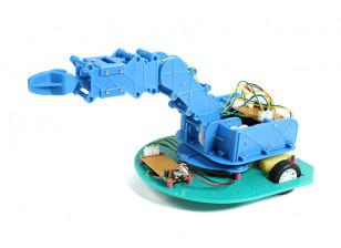 EK6600 Mobile Robot Arm Car Kit with Remote Control