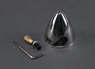 Aluminium 2 Blade Spinner 51mm / 2.0inch diameter