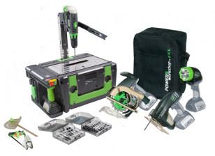 CEL WS3E POWER8 Workshop - Universal plug