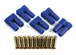 EC5 Female Connectors (5pcs/bag)