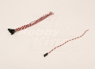 300mm Male 22AWG Twisted (10pcs/bag)