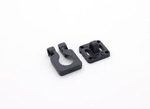 Diatone Camera Lens Adjustable Mount for Miniature Cameras (Black)