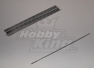Metal Push Rods M2.2xL300 (10pcs/set)