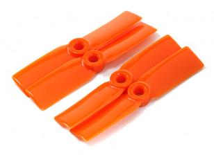 DYS T3030-O 3x3 CW/CCW (pair) - 2 pairs/pack Orange