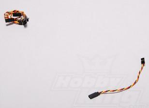 Twisted 15cm Servo Lead Extention (JR) 22AWG (5pcs/set)